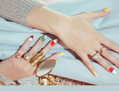 Где брать вдохновения для дизайна ногтей