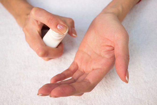 Польза и вред антибактериальных средств для рук