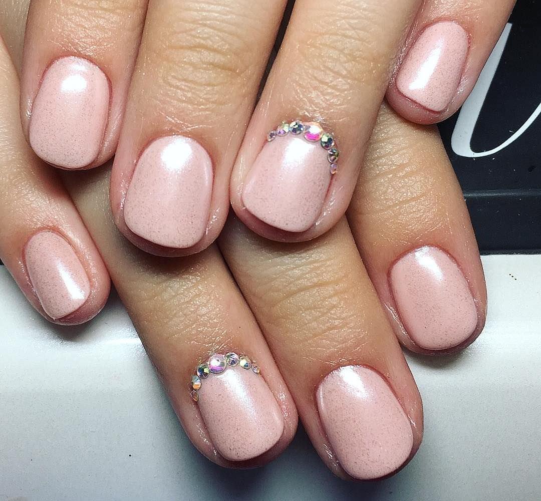 Короткие ногти – удобно и стильно!