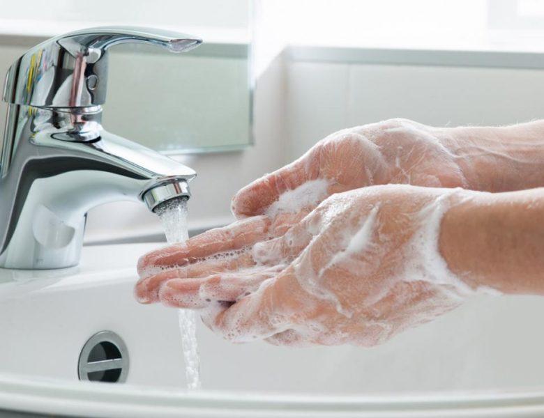 А вы правильно моете руки?